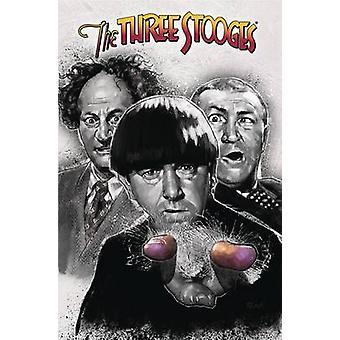 The Three Stooges Volume 1 by J. C. VaughnJames Kuhoric