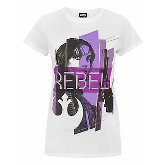 Star Wars Rogue One Rebel Women's T-Shirt
