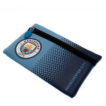 Caja de lápiz de Manchester City FC