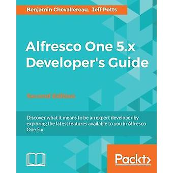 Alfresco One 5.x Developers Guide door Benjamin ChevallereauJeff Potts
