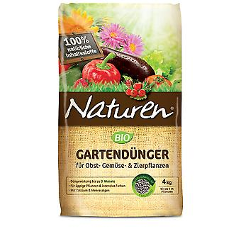 SUBSTRAL® Natural® organic garden fertilizer, 4 kg