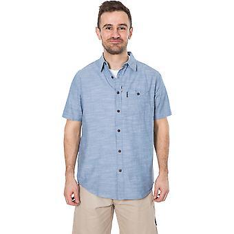 Trespass Mens Slapton Breathable Short Sleeve Shirt