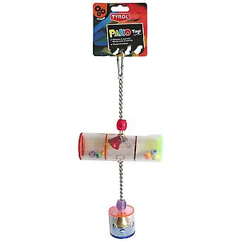 Tyrol Hidetubes leketøy Pako Reflex (fugler, leker)