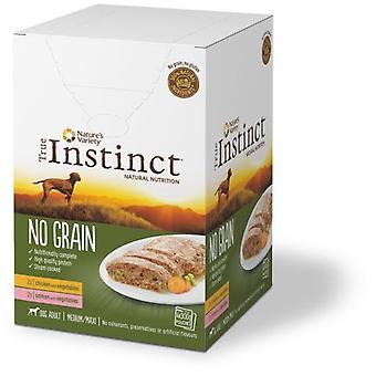 True Instinct Multipack Medium/Maxi (Huhn und Lachs)