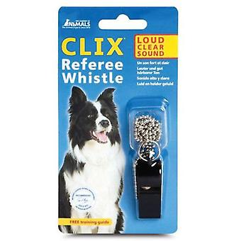 The Company Of Animals Clix Referee Whistle (Psy , Pomoce treningowe , Piloty i gwizdki)