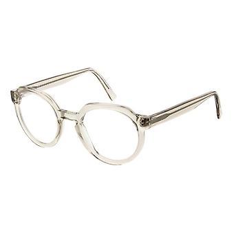 الندي وولف 4570 م كريستال براون نظارات