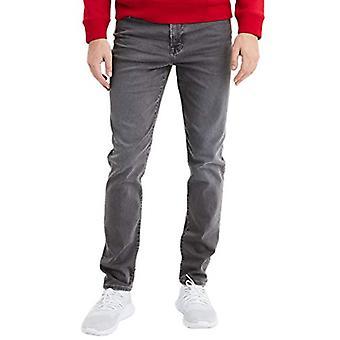 American Eagle Mens 4127090 Ne(x) t Level Slim Jean,, Storm, Size 33W x 30L