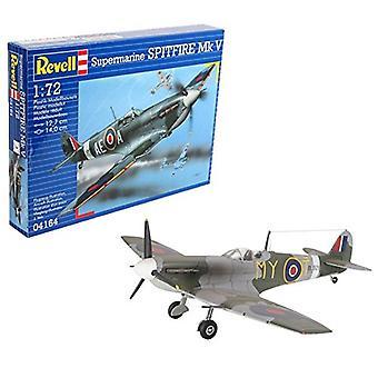Revell 64164 1:72 Spitfire Mk.V Plast modell kit
