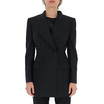 Dolce E Gabbana F29crtfucegn0000 Frauen's schwarze Baumwolle Blazer