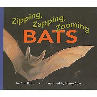 Zipping, Zapping, Zooming Bats (Let's-Read-And-Find-Out� Science: Stage 2 (Tb))