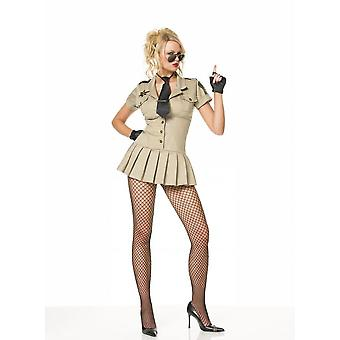 Sexy Sheriff Costume for women