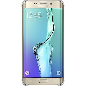 Samsung Glossy Cover for Galaxy S6 Edge+ gold
