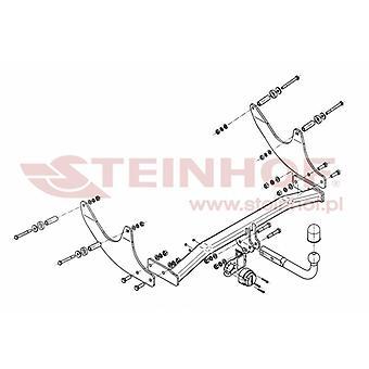 Steinhof Towbar (fixe 2 boulons) pour Dacia LOGAN MCV II 2013 Onwards