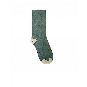 Ymc 8 Colour Twist Socks