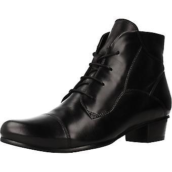 Regarde Le Ciel Booties Stefany123003 Couleur Noir