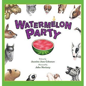 Watermelon Party by Cabanaw & Jasmine