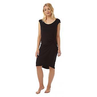 Robe camille femme longueur genou plage