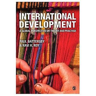 Internationell utveckling av Paul Battersby