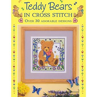 Teddy Bears in Cross Stitch - Over 30 Adorable Designs by Sue Cook - 9