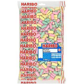 Haribo Rhubarb & Muhallebi 3kg