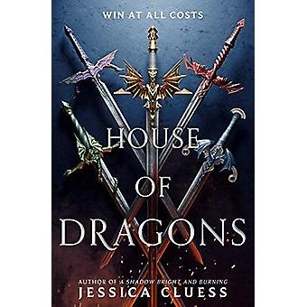 House of Dragons by Jessica Cluess - 9780525648154 Book