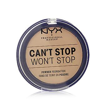 Can't stop won't stop powder foundation   # soft beige 10.7g/0.37oz