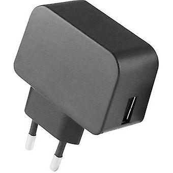 כוח HN HNP12-USBL6 HNP12-USBL6 מטען USB שקע. מקסימום התפוקה הנוכחית 2400 mA 1 x USB מוסדרים
