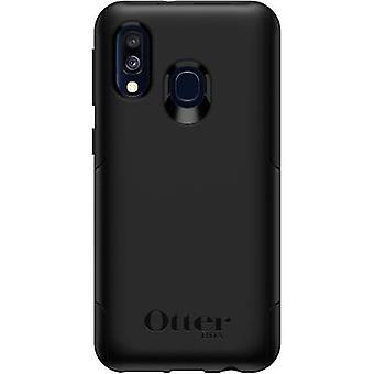 Otterbox Commuter Lite Cubierta trasera Samsung Galaxy A40 Negro