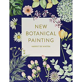 New Botanical Painting by Harriet de Winton - 9781781576786 Book