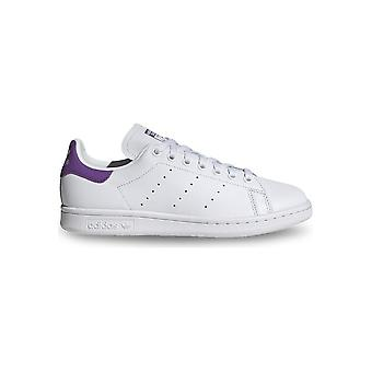 Adidas - Shoes - Sneakers - EE5864_Stansmith - Women - white,rebeccapurple - UK 5.5