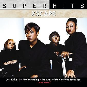 Xscape - Super Hits [CD] USA importieren