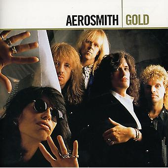 Aerosmith - Gold [CD] USA import
