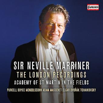 Tchaikovsky - Sir Neville Marriner [CD] USA import