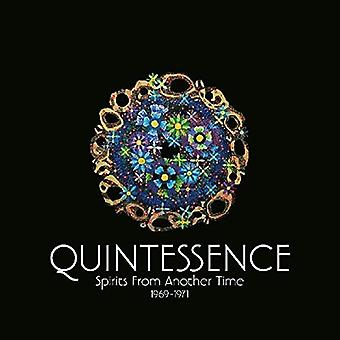 Quintessence - Spirits From Another Time 1969-1971 [CD] USA import