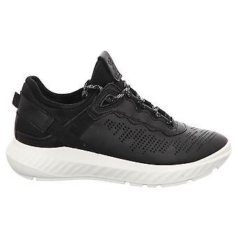 Ecco st.1 lite w trainers womens black
