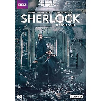 Sherlock: Season Four [DVD] USA import