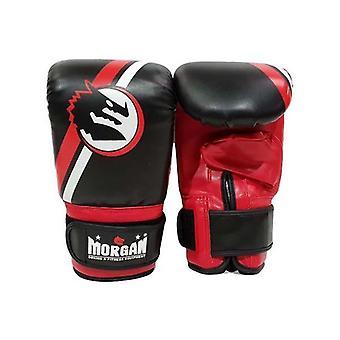 Morgan Classic Tasche Mitts Rot und Schwarz