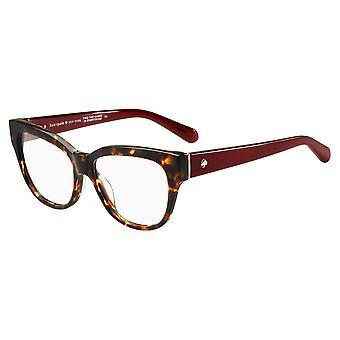 كيت سبيد عائشة P4O هافانا الظلام نظارات الكرز