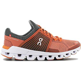ON Running Cloudswift - Men's Running Shoes Orange 31.99945 Sneakers Sports Shoes