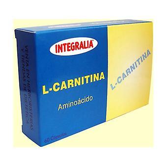 L-karnitiini 60 kapselia