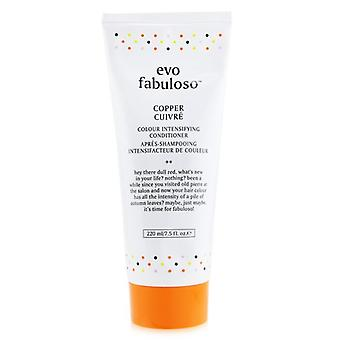 Evo Fabuloso Kleur intensiverende conditioner - # Koper 220ml/7.5oz