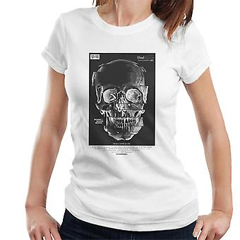 Divide & Conquer Glitch Skull Women's T-Shirt