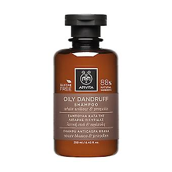 Oily Dandruff Shampoo with White Willow and Propolis 250 ml