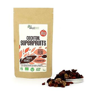 Organic Superfruits Cocktail 120 g