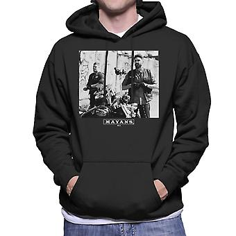 Mayans M.C. Motorcycle Club Ezekiel Reyes EZ Angel Reyes Men's Hooded Sweatshirt