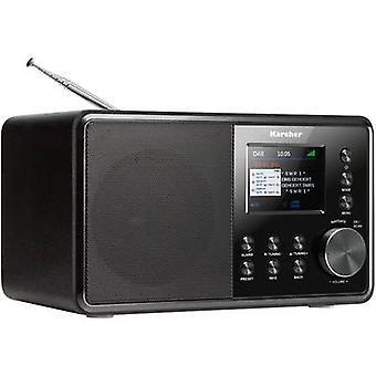 Karcher DAB 3000 Desk radio DAB+ AUX Black