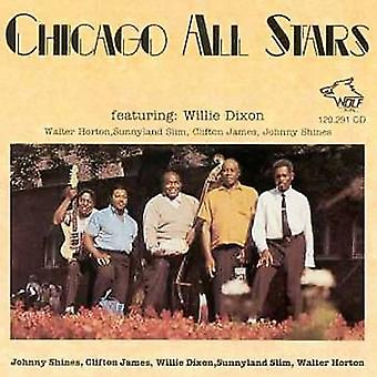 Chicago All Stars [CD] USA import
