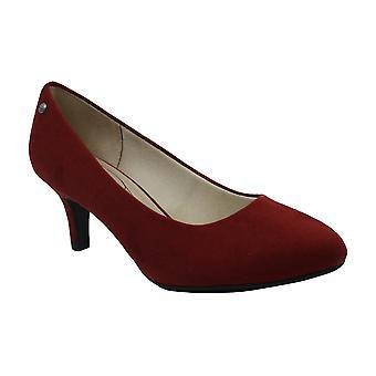 LifeStride Women's Shoes Suede Closed Toe Classic Pumps