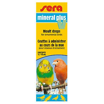 Sera Mineral Plus V for Moulting and Plumage of Birds (Birds , Supplements)