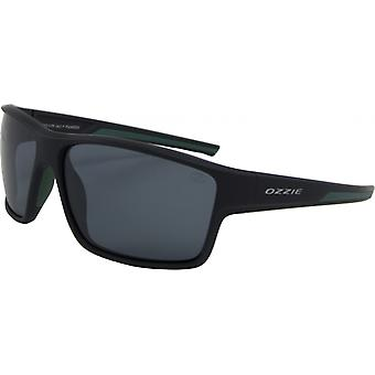 Sunglasses Unisex Sport Polarizes Black/Grey (27:13 P2)